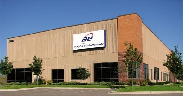 Added three U.S. manufacturing locations with the acquisition of CDR Manufacturing (Ayrshire Electronics)