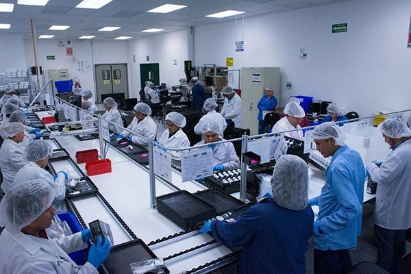 Keytronic Manufacturing